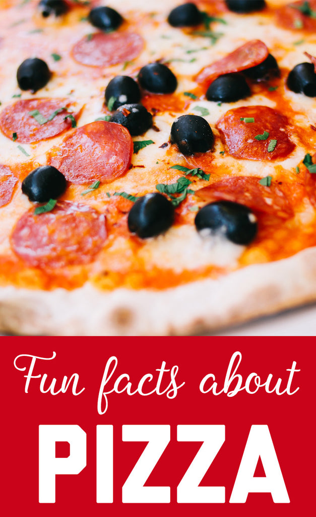Let's Celebrate National Pizza Month With Some Fun Pizza Facts!