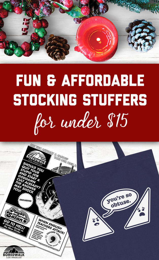 Fun and Affordable Stocking Stuffers for Under $15