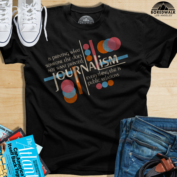 Boredwalk Journalism Is Shirt
