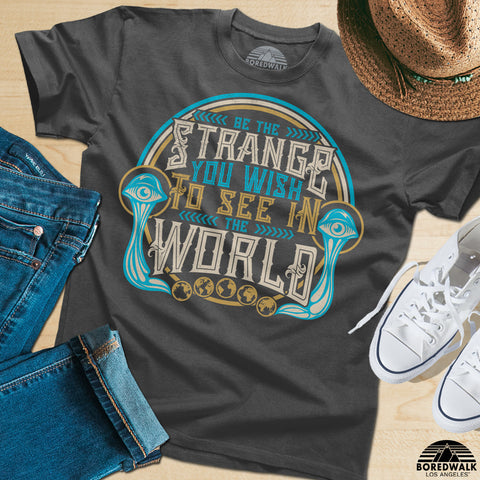 be the strange shirt