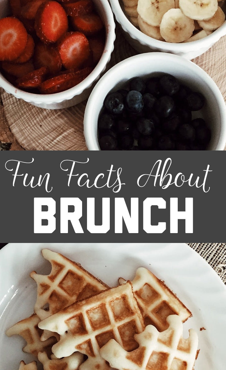 Fun Facts About Brunch