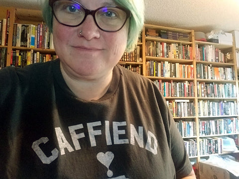 Caffiend Coffee Lover Shirt