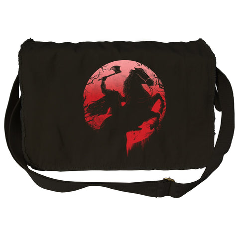 Headless Horseman Messenger Bag