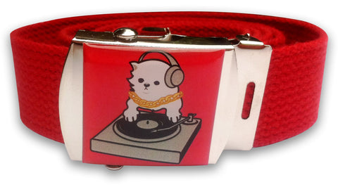 DJ Kitty Belt