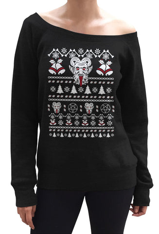 Krampus Holiday Sweater