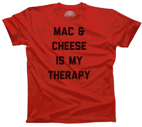 Mac and Cheese is My Therapy