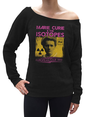 Marie Curie Scientist Fleece