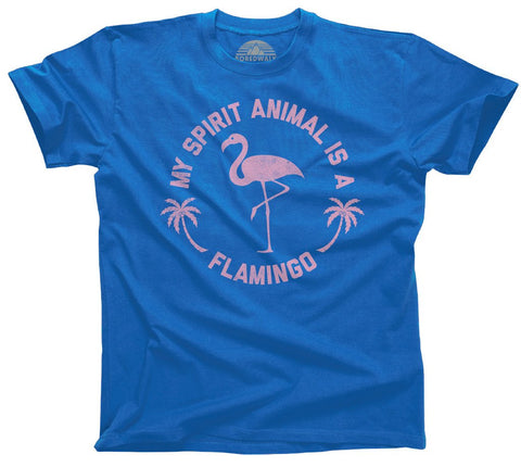 My Spirit Animal is a Flamingo Shirt