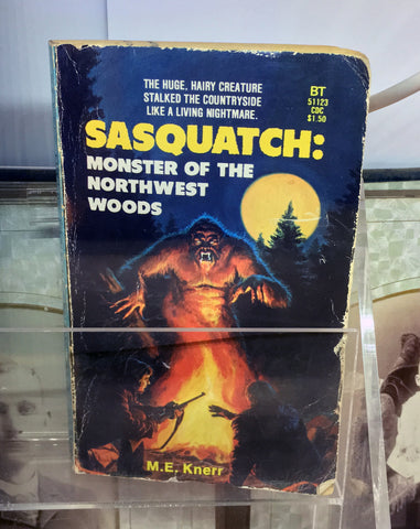 Sasquatch Book