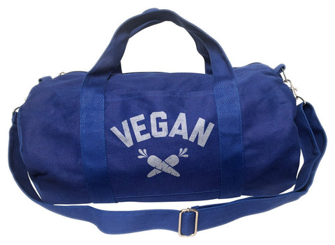 Vegan Duffle Bag