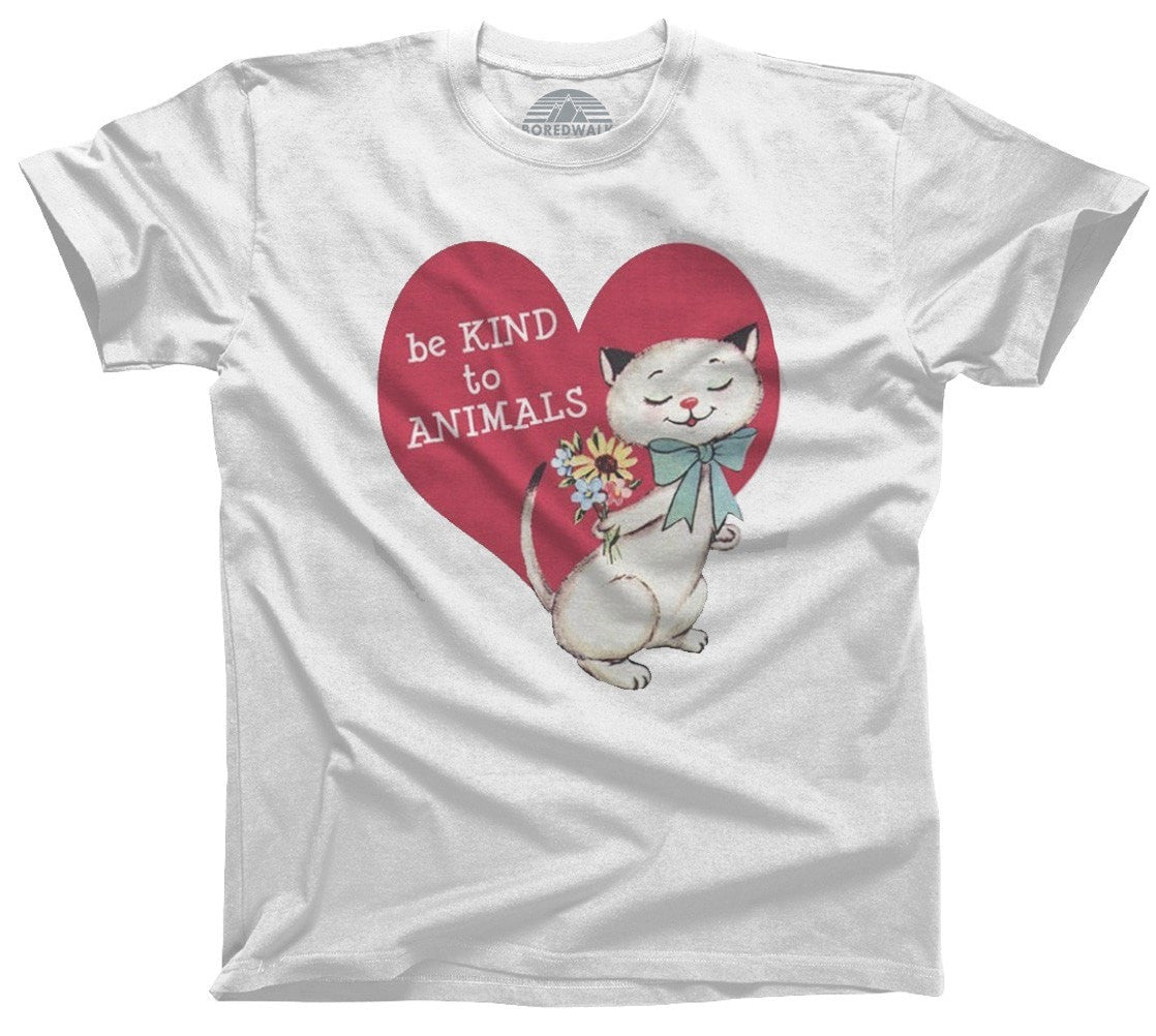 Men's Be Kind To Animals T-Shirt