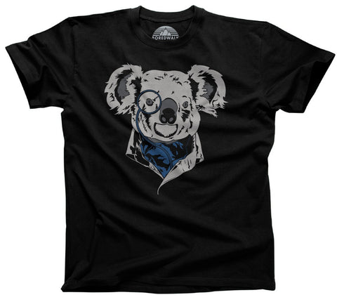 Men's Steampunk Koala T-Shirt