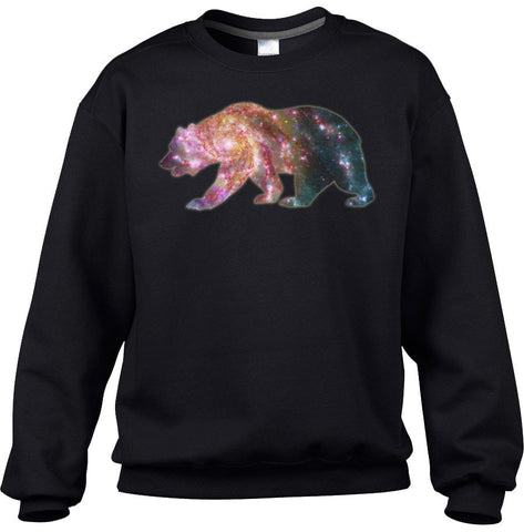 Unisex Space Bear Sweatshirt