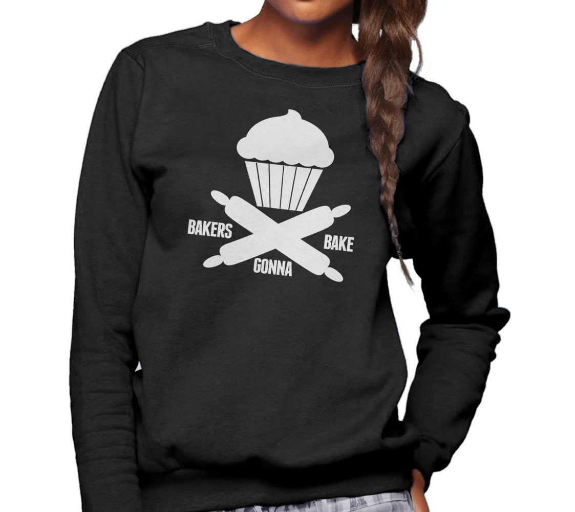 Unisex Bakers Gonna Bake Sweatshirt