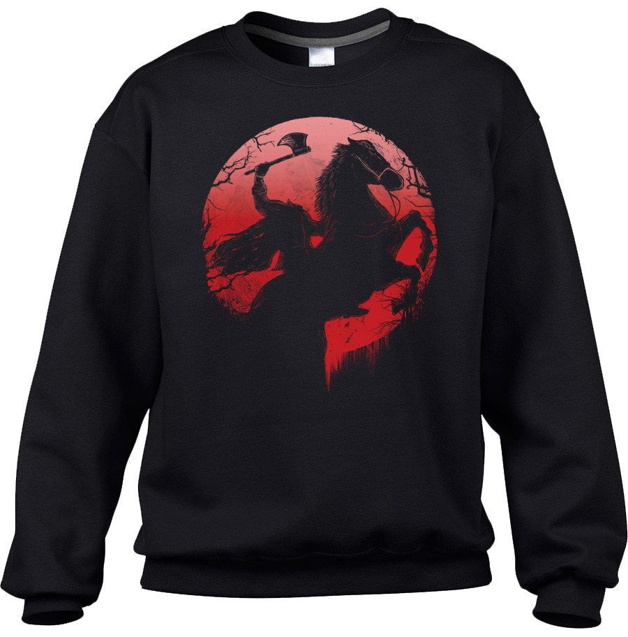 Unisex Headless Horseman Sweatshirt
