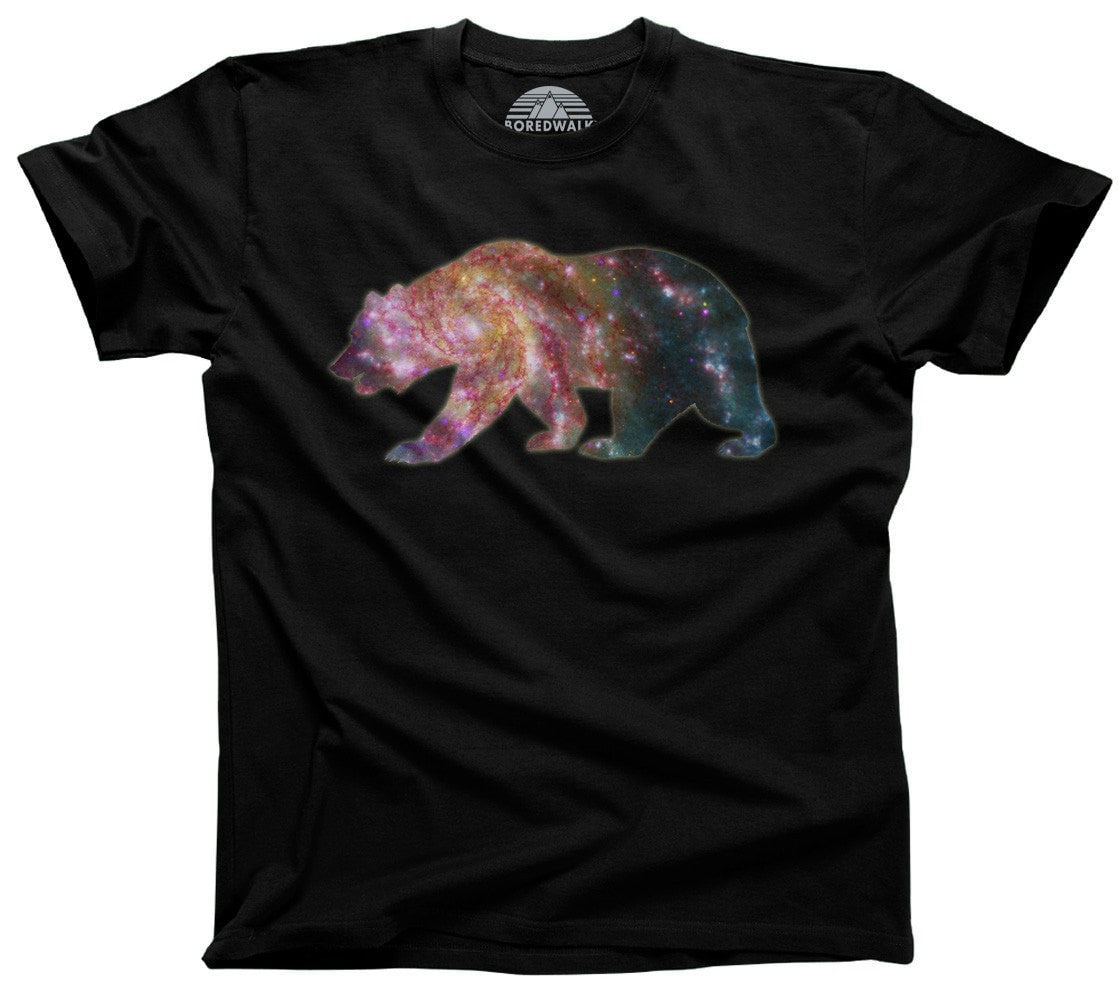 Men's Space Bear T-Shirt