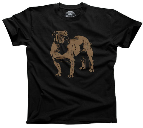 Men's English Bulldog T-Shirt