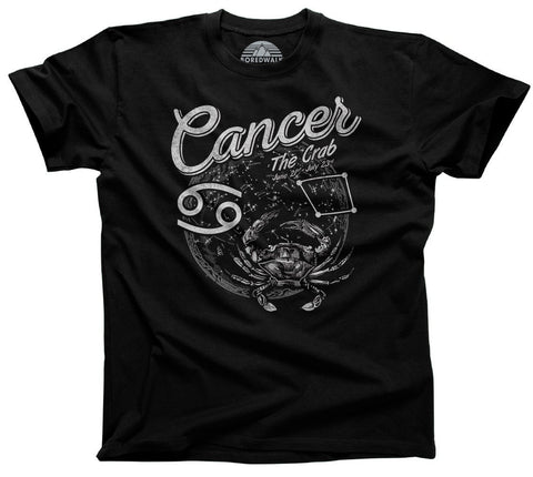 Men's Vintage Cancer T-Shirt