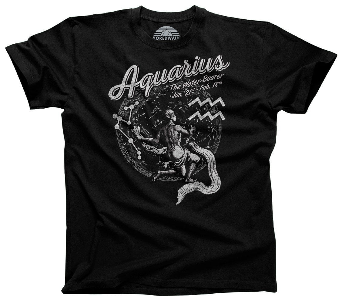 Men's Vintage Aquarius T-Shirt