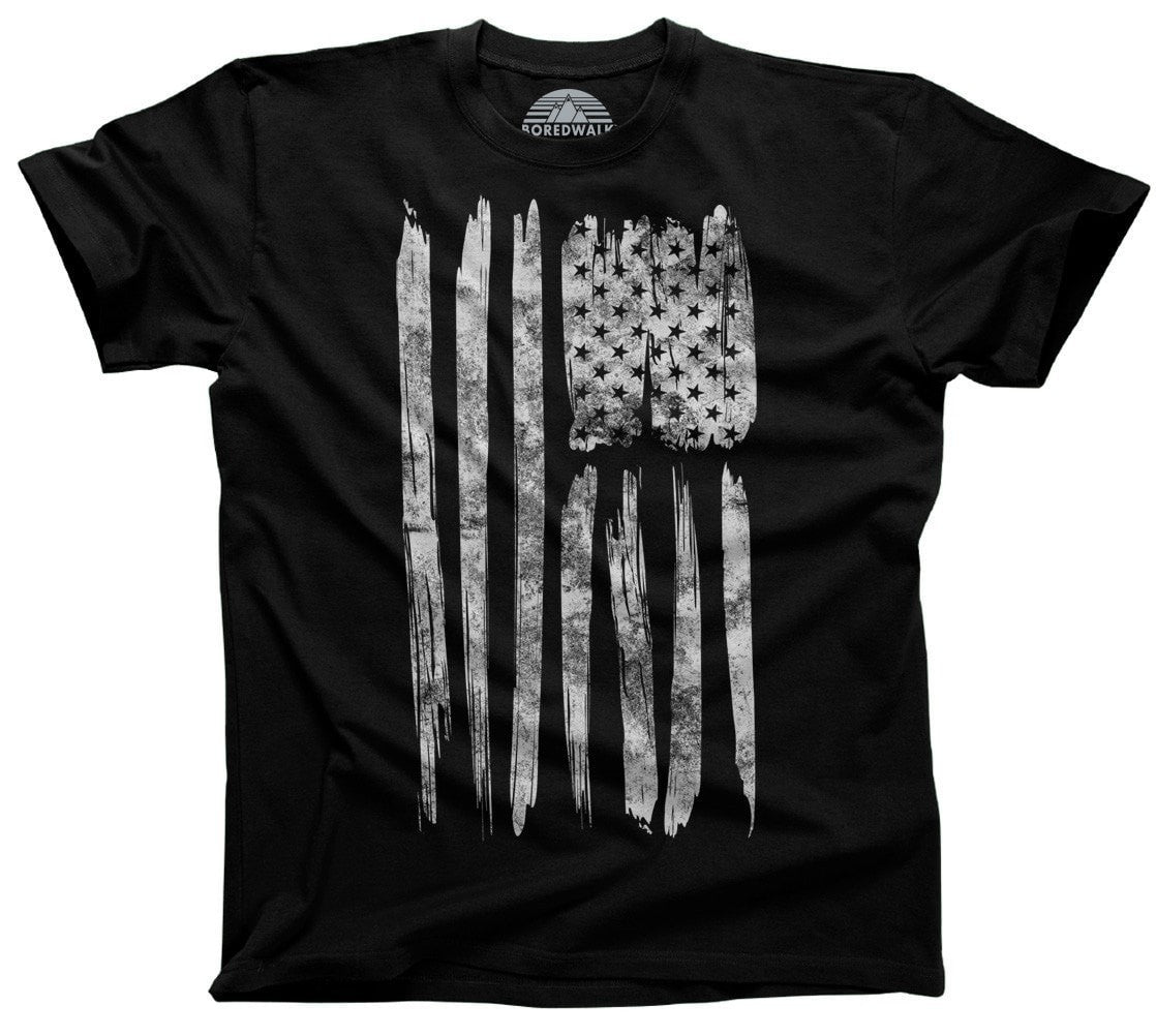 Men's Us Flag T-Shirt