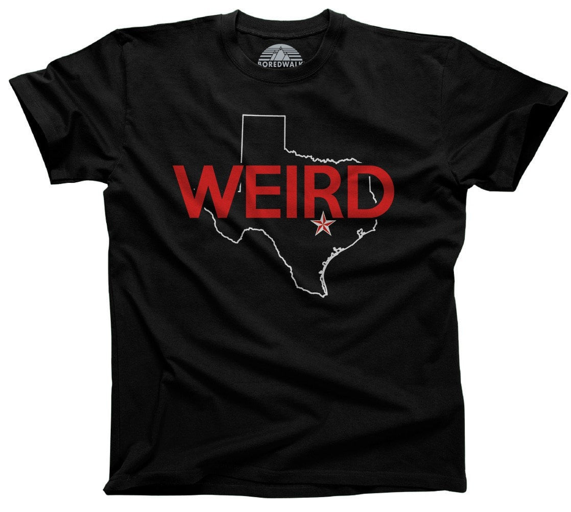 Men's Weird Austin T-Shirt