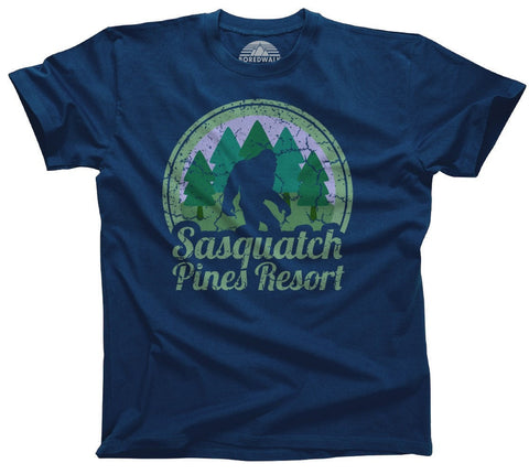 Men's Sasquatch Pines Resort T-Shirt