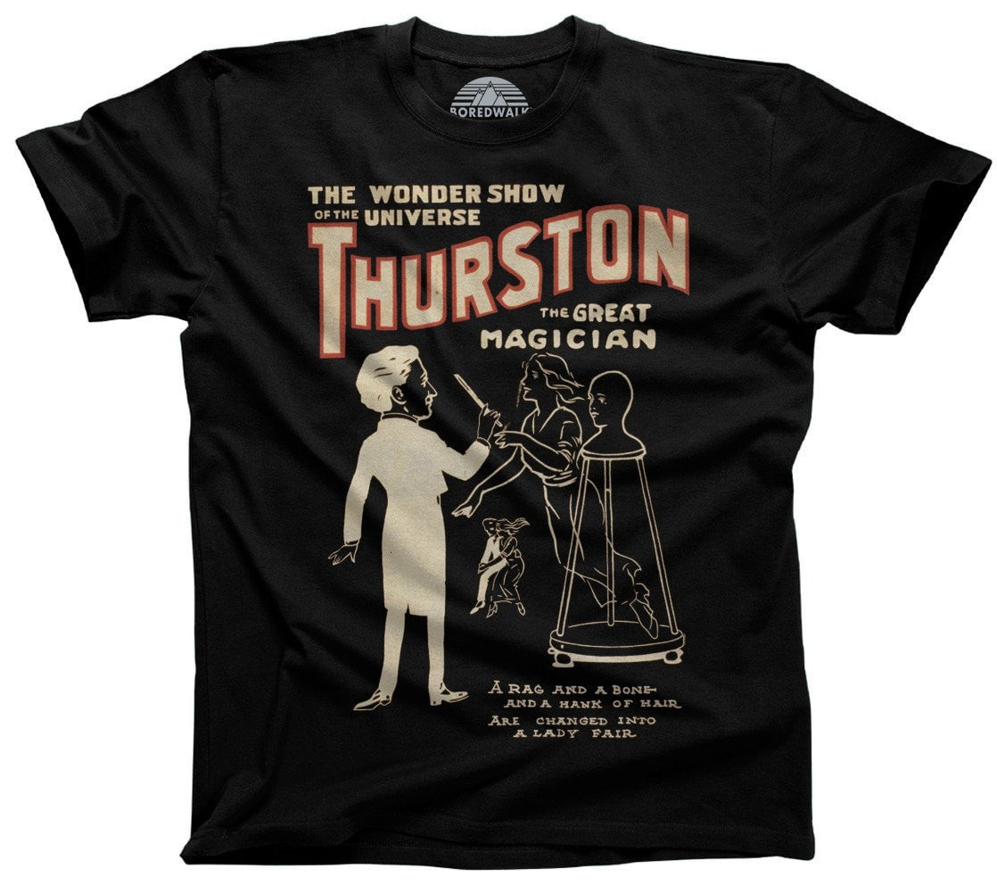 Men's Thurston The Magician T-Shirt