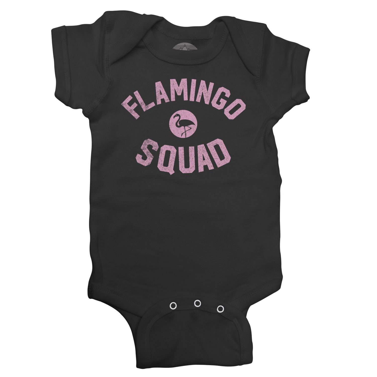 Flamingo Squad Infant Bodysuit - Unisex Fit