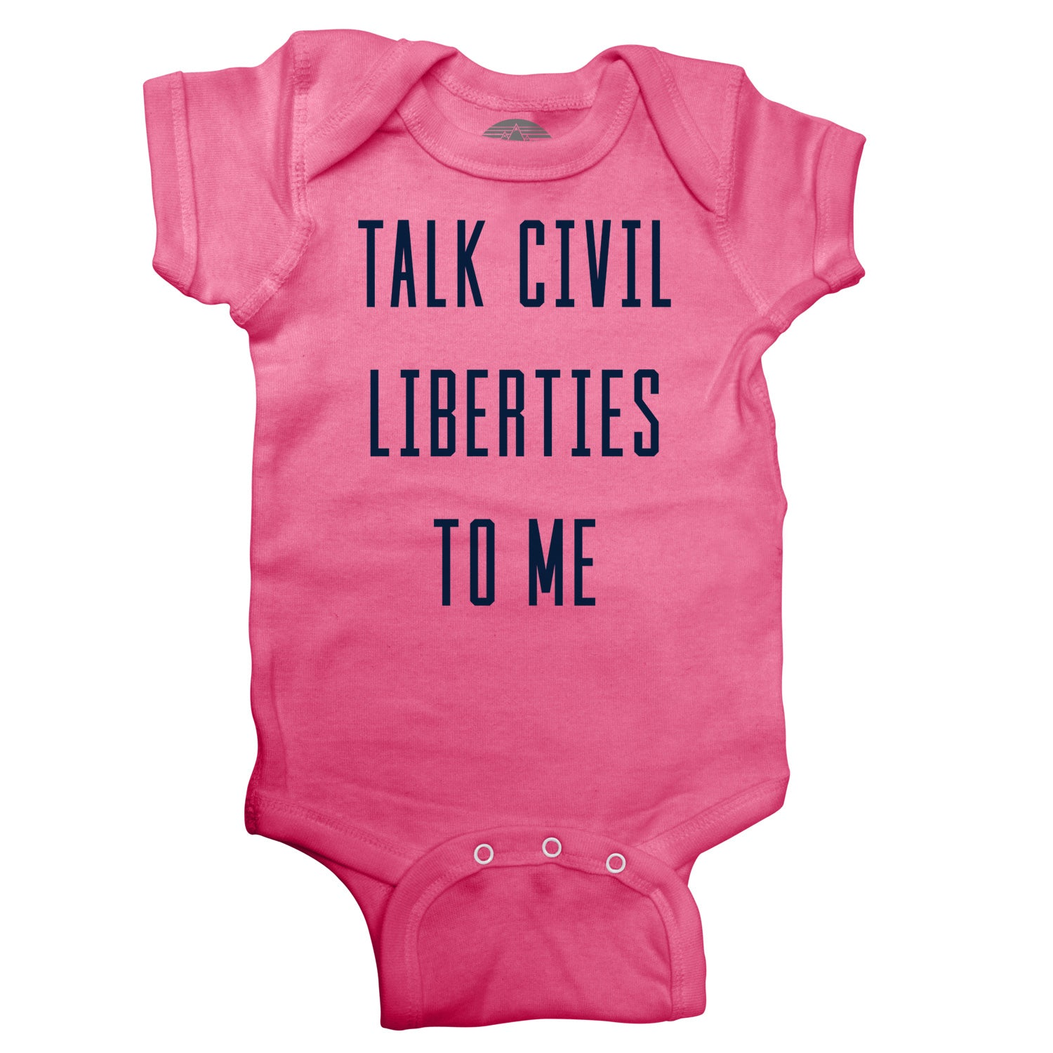 Talk Civil Liberties to Me Infant Bodysuit - Unisex Fit