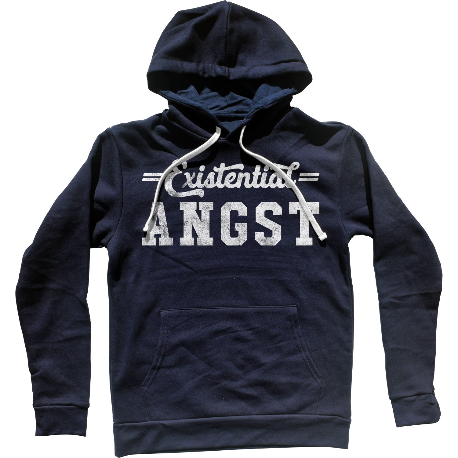 Existential Angst Unisex Hoodie