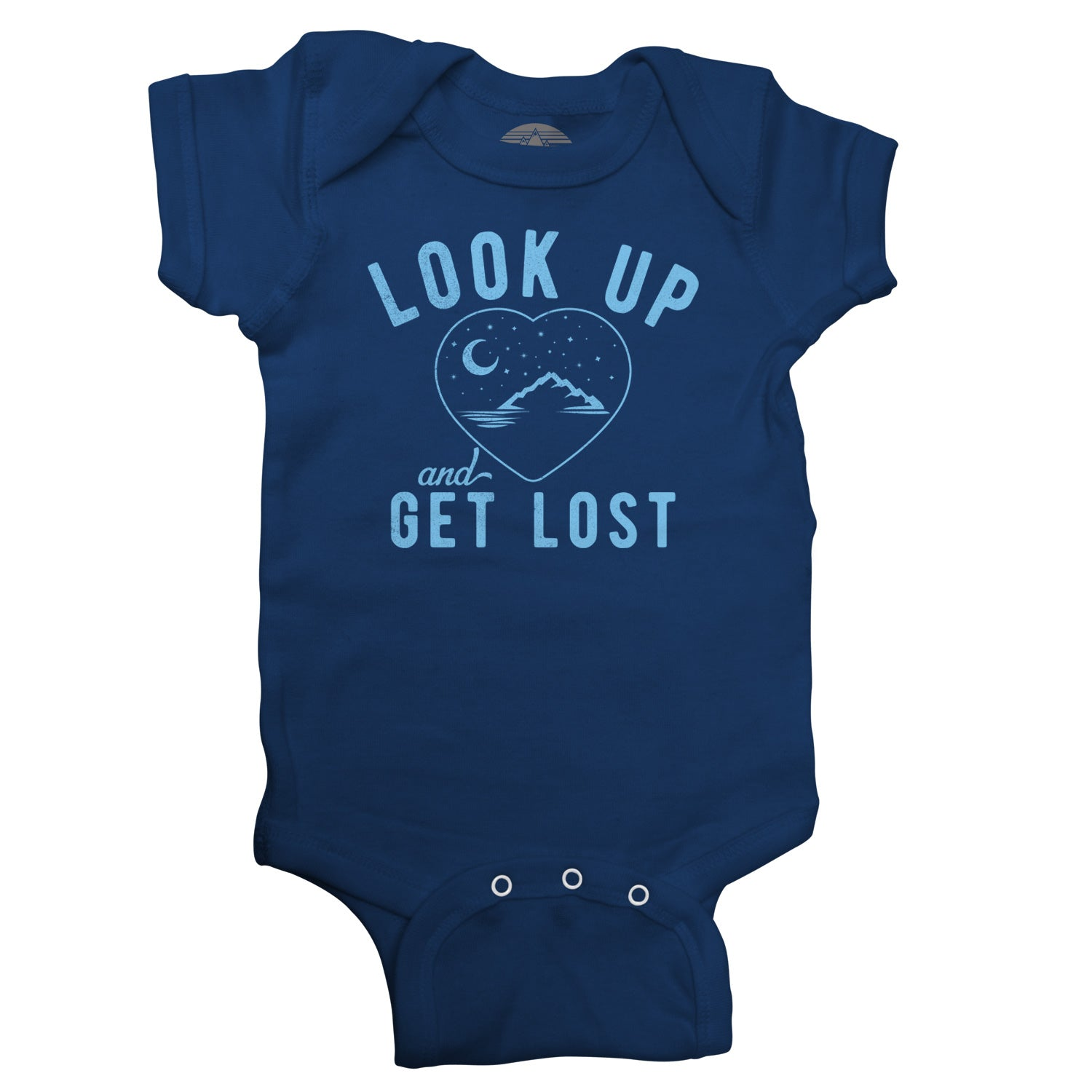 Look Up and Get Lost Infant Bodysuit - Unisex Fit