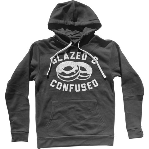 Glazed and Confused Donut Unisex Hoodie
