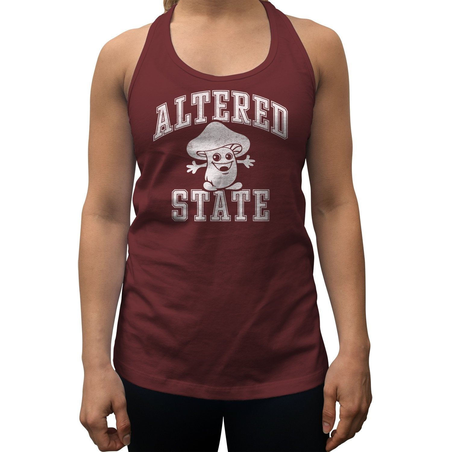Women's Altered State Racerback Tank Top