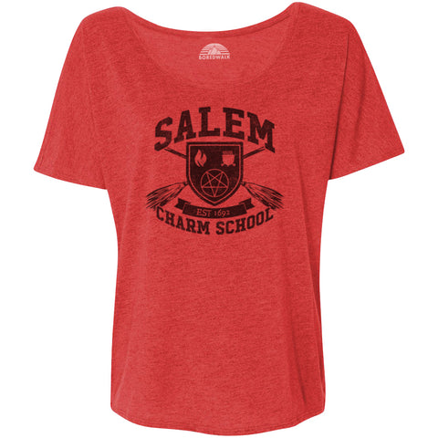 Women's Salem Charm School Scoop Neck T-Shirt