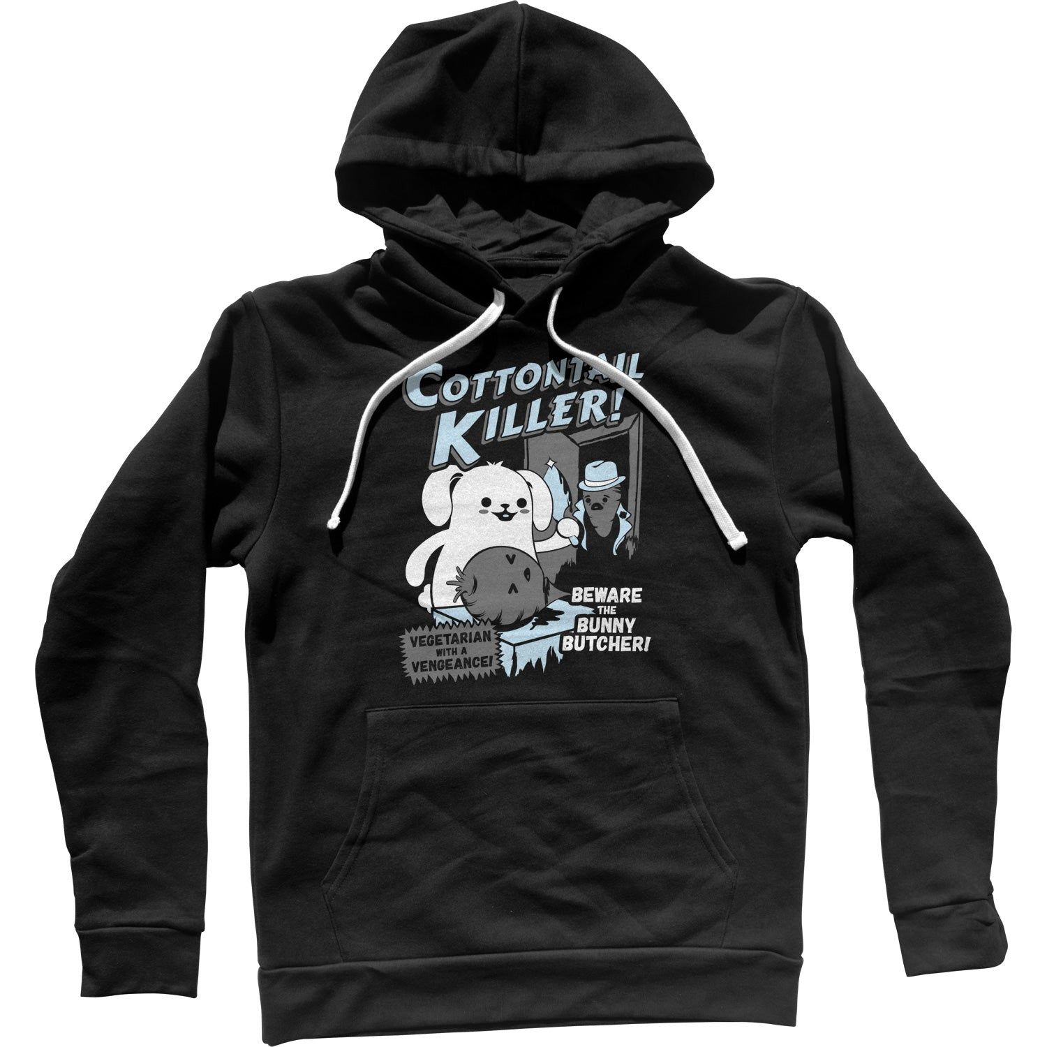 Cottontail Killer Unisex Hoodie