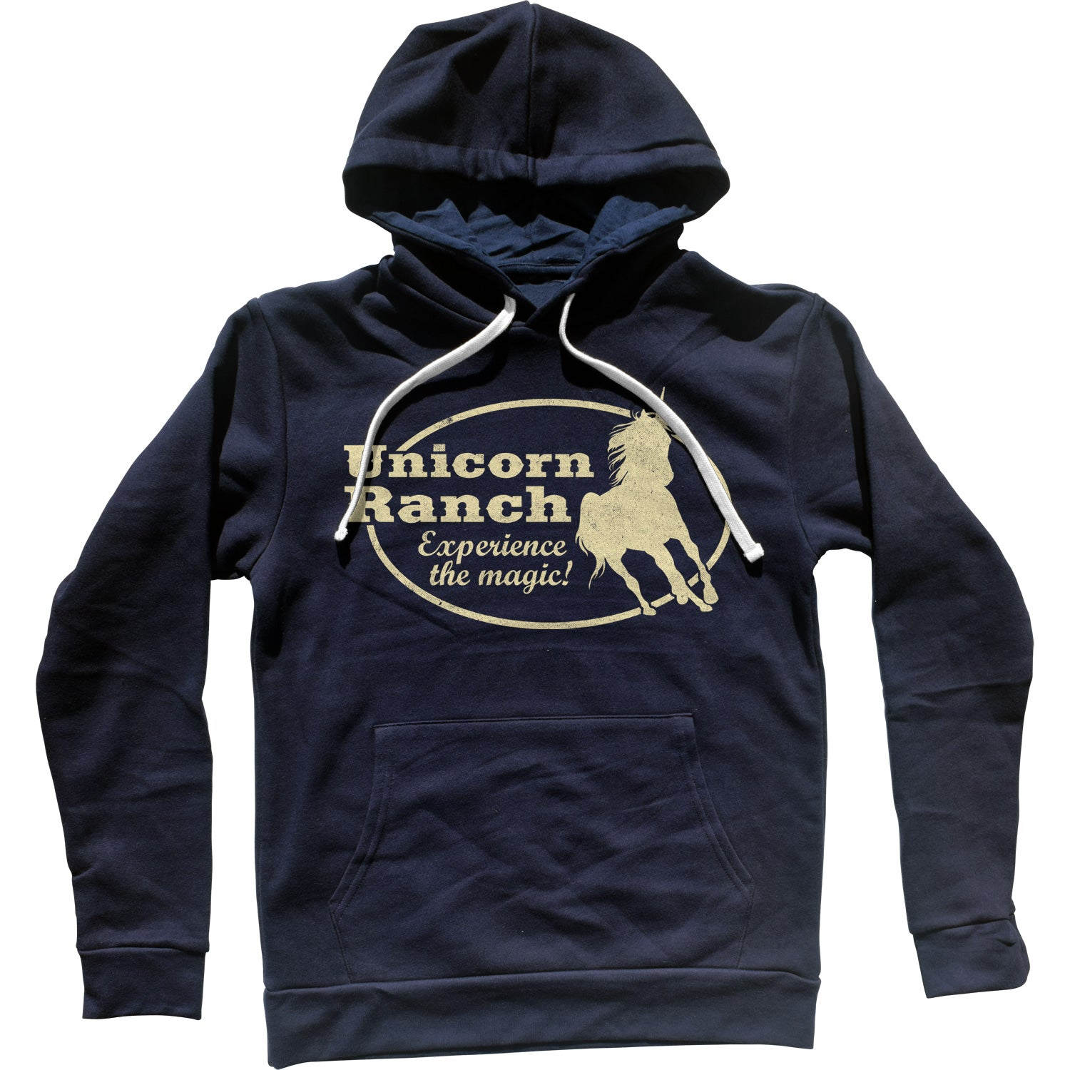 Unicorn Ranch - By Ex-Boyfriend Unisex Hoodie