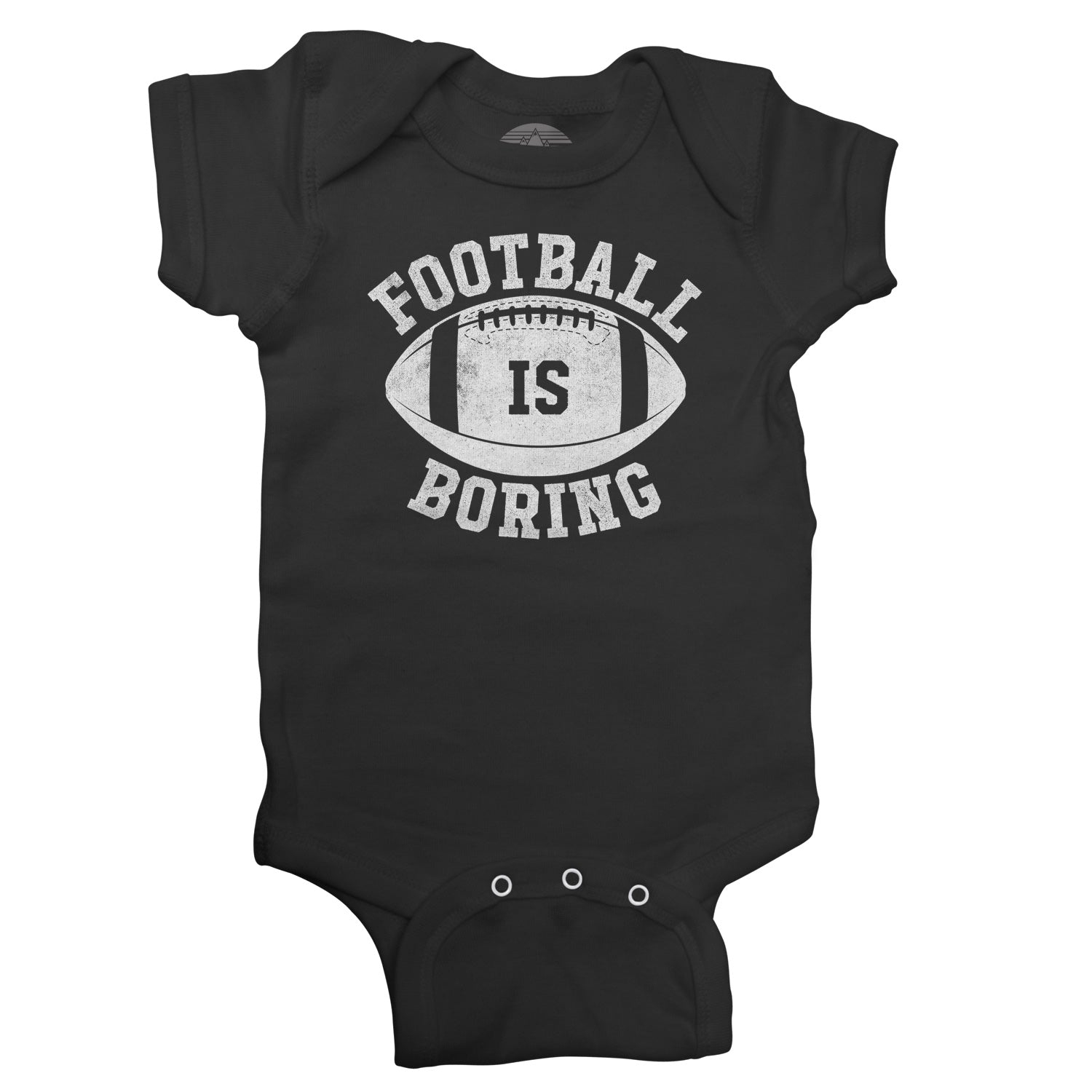 Football is Boring Infant Bodysuit - Unisex Fit