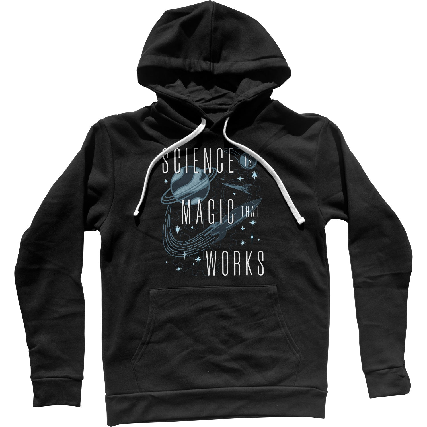 Science is Magic That Works Unisex Hoodie