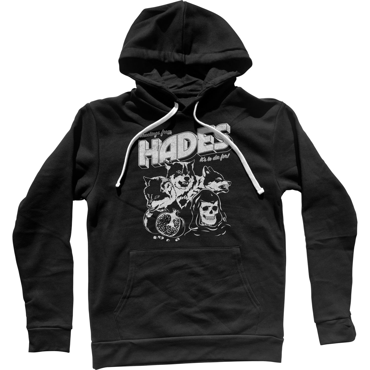 Greetings from Hades Unisex Hoodie