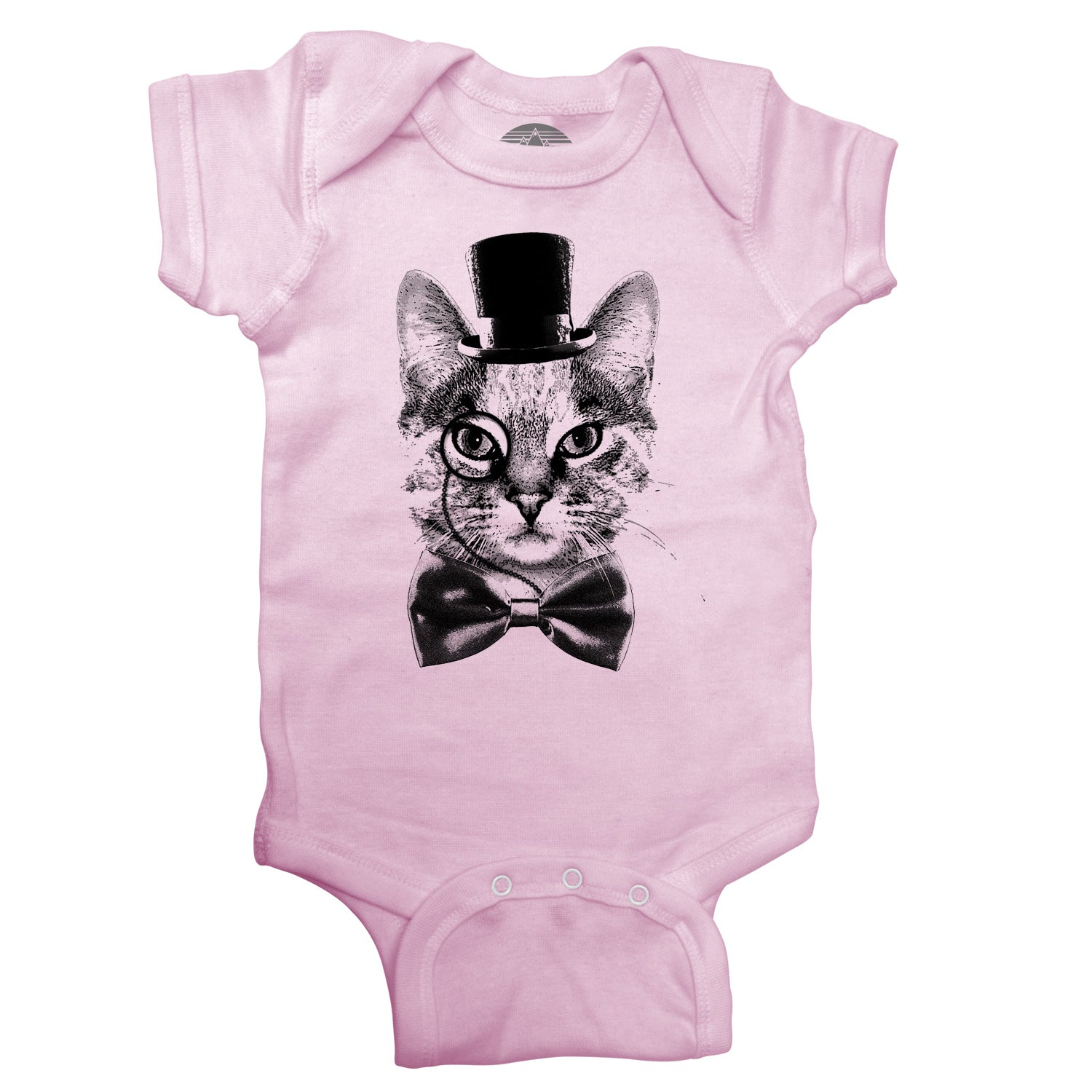 Steampunk Cat Infant Bodysuit - Unisex Fit