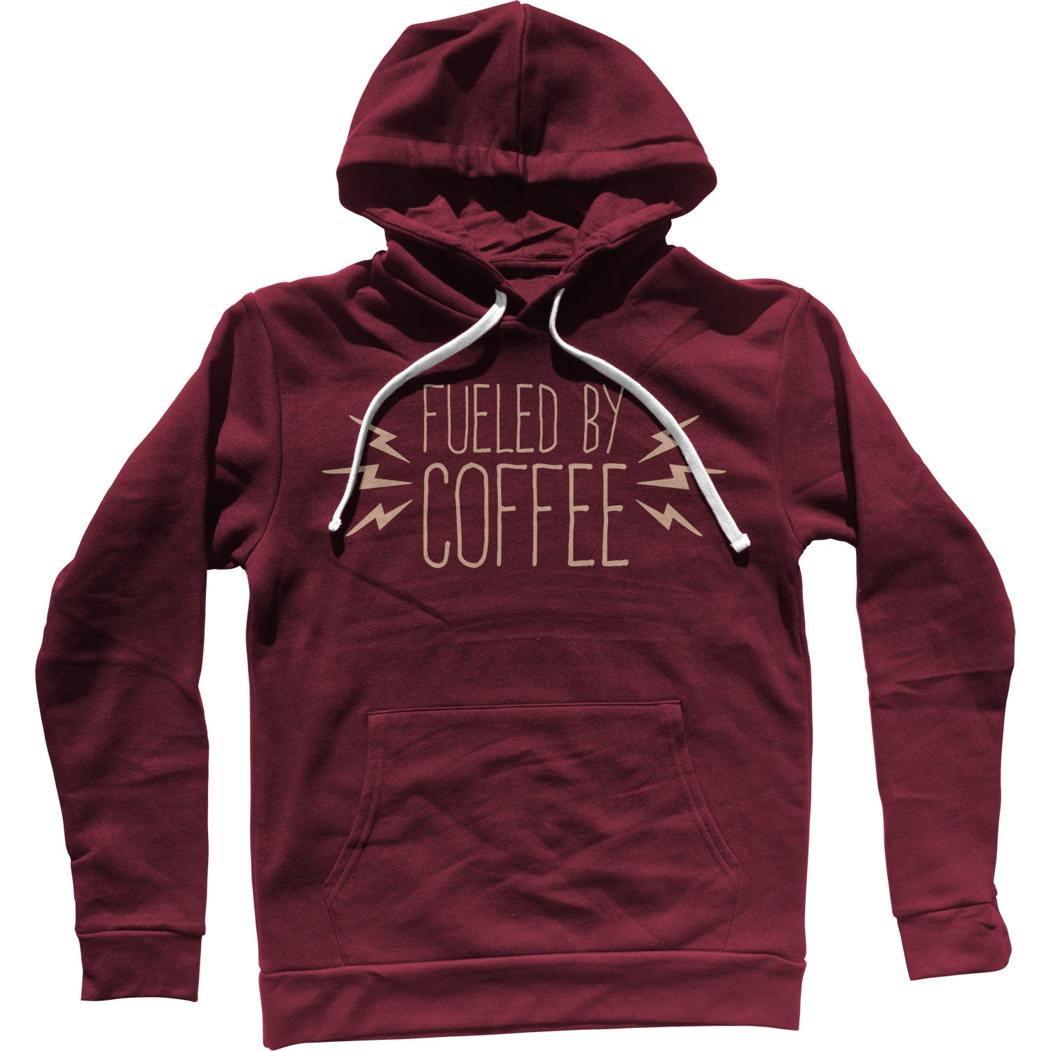 Fueled By Coffee Unisex Hoodie