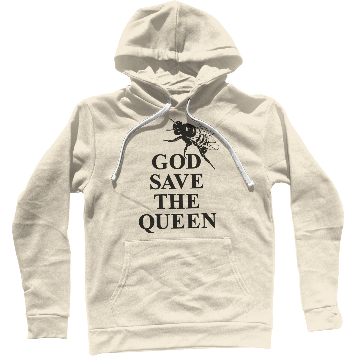 God Save The Queen Bee Unisex Hoodie