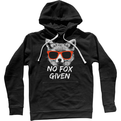 No Fox Given Unisex Hoodie