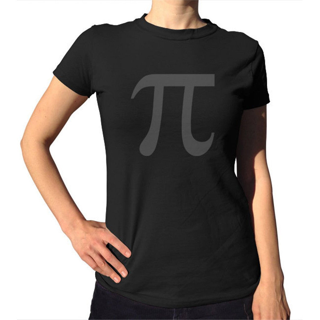 Women's Pi Symbol T-Shirt