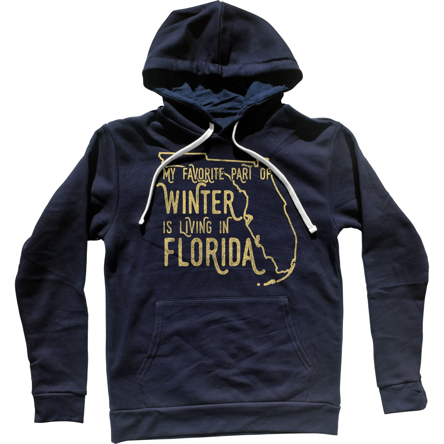 Home Florida Sunshine State State Pride Tallahassee Jacksonville Hoodie Pullover