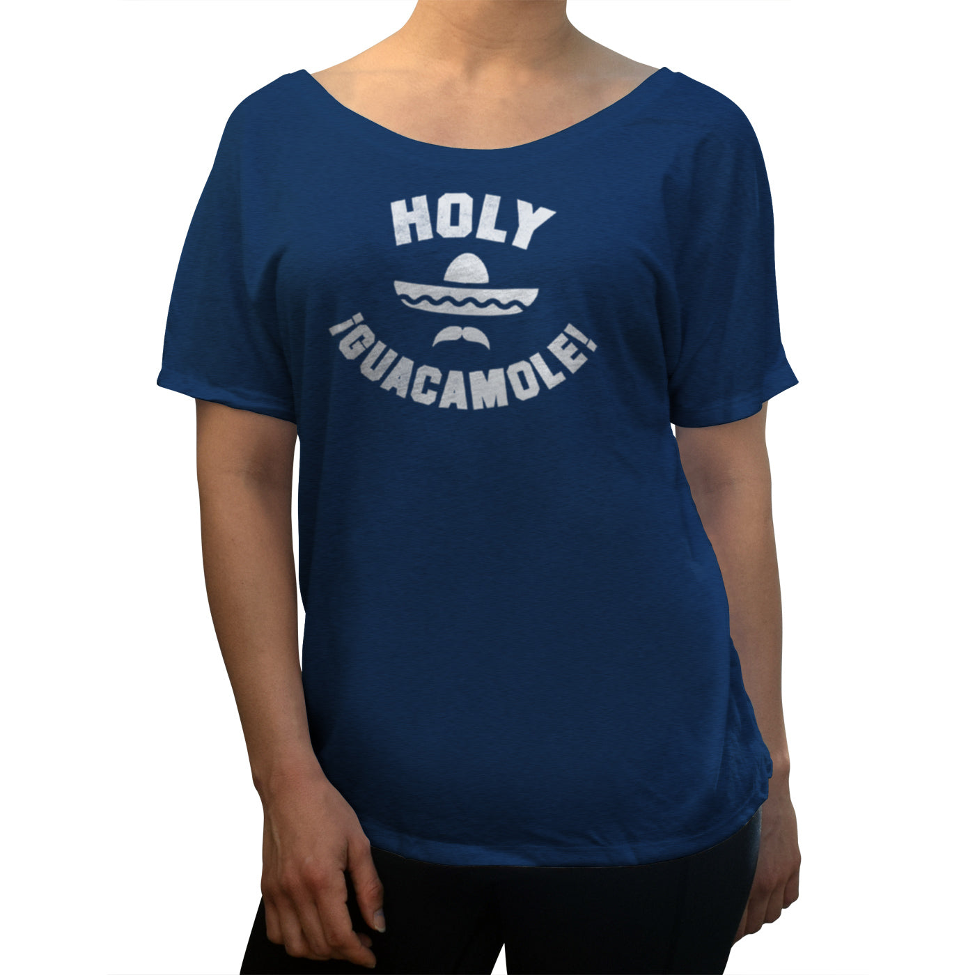 Women's Holy Guacamole Scoop Neck T-Shirt