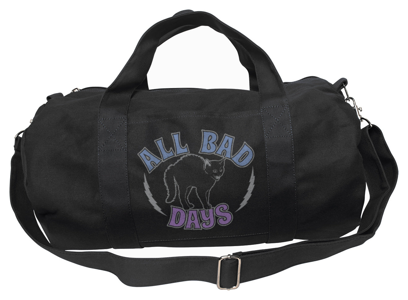 All Bad Days Duffel Bag