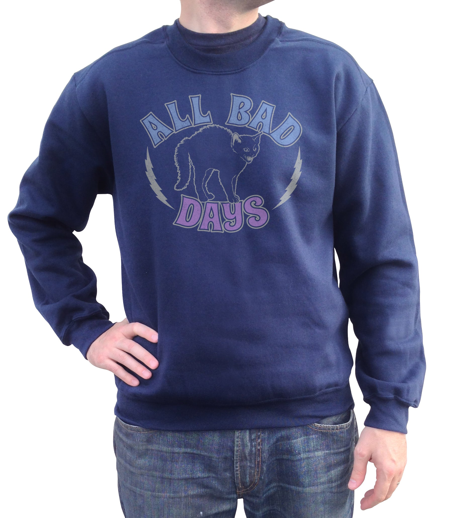 Unisex All Bad Days Sweatshirt