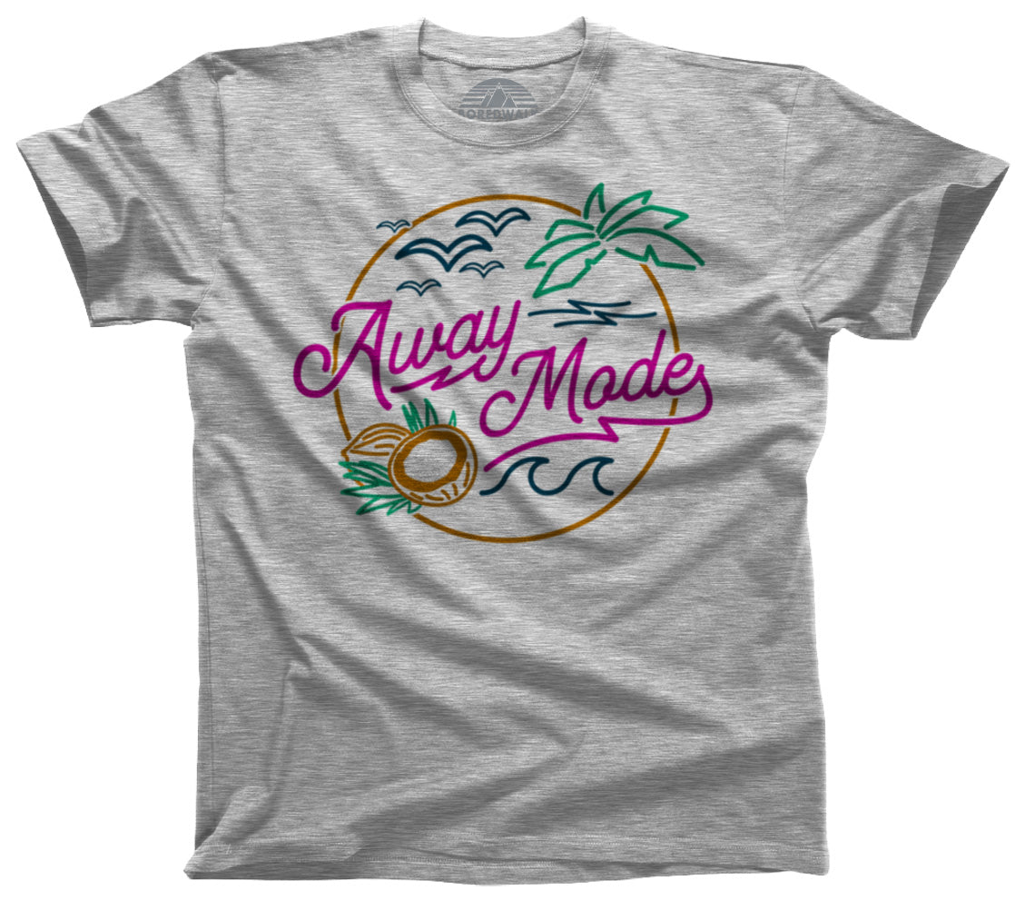 Men's Away Mode T-Shirt
