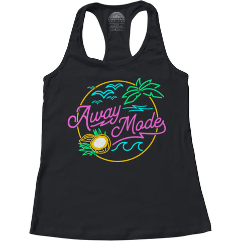 Women's Away Mode Racerback Tank Top